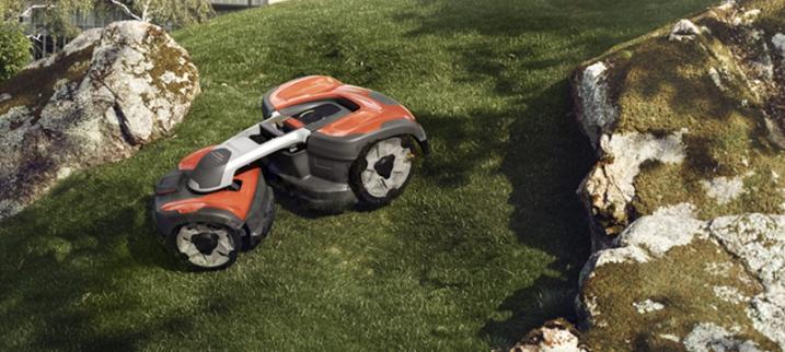 The Next Generation Automower® – 535 AWD